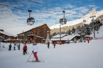 Hotel Alpen Ruitor, Meribel, France