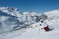 Best ski resorts for powder - Lech-Zürs, Austria