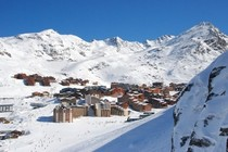 Best ski resorts for ski convenience - Val Thorens, France