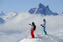 Best ski resorts for off piste - St Anton, Austria