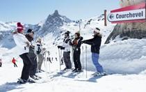 Best ski resorts for intermediates - Courchevel, France