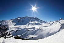 Best ski resorts for mixed abilities - Arc 1950, France