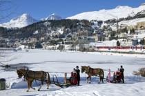 Best ski resorts for non-skiers - St Moritz, Switzerland