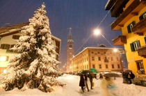 Best ski resorts for non skiers - Cortina d'Ampezzo, Italy