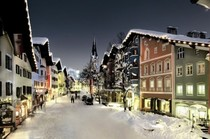 Best ski resorts for non skiers - Kitzbühel, Austria