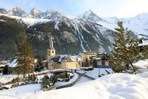 Best ski resorts for non skiers - Chamonix, France
