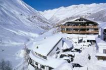 Hotel Bergwelt, Obergurgl, Austria