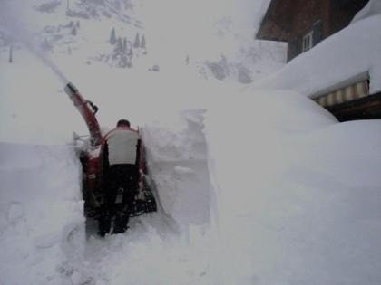 Warth-Schröcken, Austria