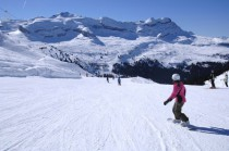 Flexible ski weekends and short breaks in Flaine, France