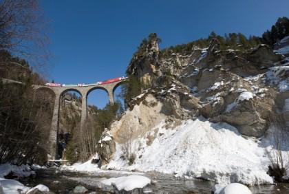 Landwasser bridge