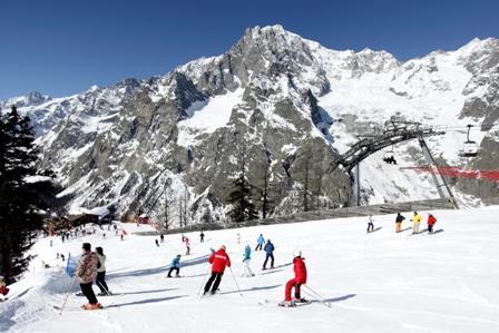 Courmayeur, Italy - Top 5 short ski break destinations