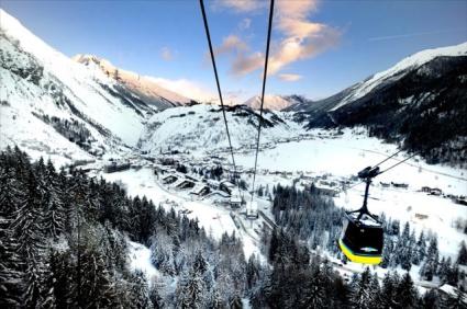 La Thuile, Italy - Top 5 short ski break destinations