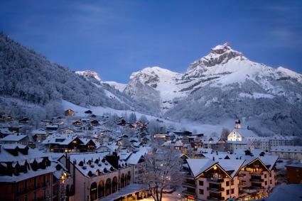 Engelberg, Switzerland - Top 5 short ski break destinations