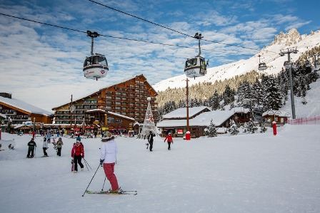 Hotel Alpen Ruitor, Méribel - Mottaret, France