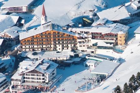 Hotel Edelweiss & Gurgl, Obergurgl - Best hotels for ultimate convenience