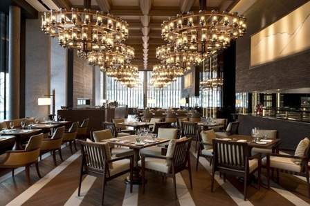 The Chedi Andermatt - Best hotels for fabulous food