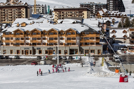 Le Napoléon apartments, Montgenèvre, France - Why Montgenèvre is one of the best family ski resorts in the Alps