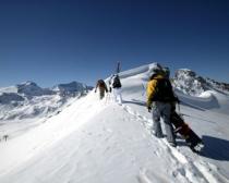 Best ski resorts for powder - Tignes, France