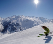 Best ski resorts for mixed abilities - Val d'Isère, France