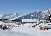 Best ski resorts for leisurely cruising - Montgenèvre, France