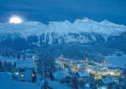 Beneath the glitz in St Moritz