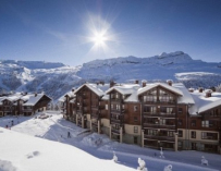 Les Terrasses d'Eos apartments, Flaine, France