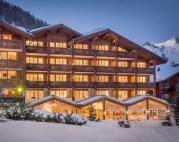 Hotel Schweizerhof, Saas-Fee, Switzerland