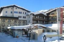 Hotel Schwarzer Adler, St Anton, Austria