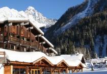 Hotel Les Grands Montets, Argentière, Chamonix, France