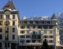 Grand Hotel des Alpes, Chamonix, France