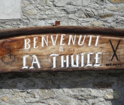 A little luxury in La Thuile