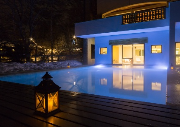 Luxury 4 star hotel in Courmayeur - Hotel Gran Baita, Courmayeur, Italy
