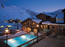 New Year 2016-17 at Hotel Village Montana, Tignes