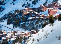 Flexible short ski breaks and ski weekends in Les Arcs, France