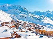 Flexible short ski breaks and ski weekends in Val Thorens, France