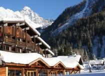 Hotel Les Grands Montets, Chamonix, France