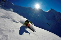 Best ski resorts for powder - Andermatt, Switzerland