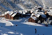 Best ski resorts for ski convenience - Arc 1950, France
