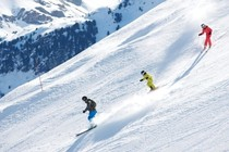 Best ski resorts for intermediates - Méribel, France
