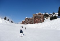 Best ski resorts for intermediates - Avoriaz, France