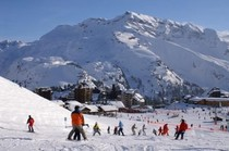 Best ski resorts for families - Avoriaz, France