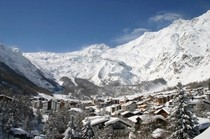 Best ski resorts for families - Saas-Fee, Switzerland