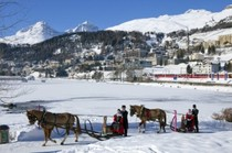 Best ski resorts for non-skiers - St Moritz, Switzerland