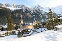 Best ski resorts for non skiers - Chamonix, France