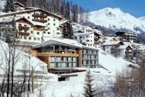 Hotel Lux Alpinae, St Anton, Austria