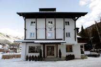 Valluga Hotel, St Anton, Austria