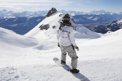 Early and pre season skiing blog