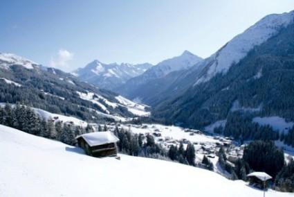 Hintertux, Austria - guaranteed snow, guaranteed childcare