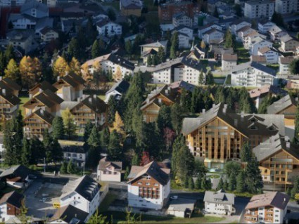 Redevelopment of Andermatt, Switzerland