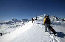 Flexible short ski breaks and ski weekends in Tignes, France